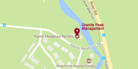 Granite Peak Management Map