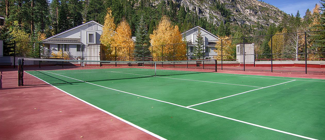 Granite Peak Management, Olympic Valley Tennis Courts
